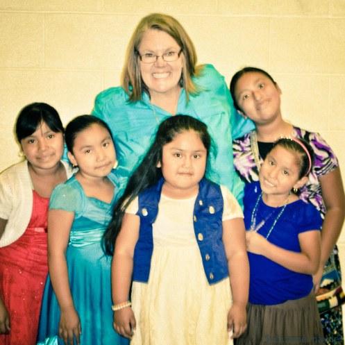 Cada uno de ellos es Jesús disfrazado. Madre Teresa